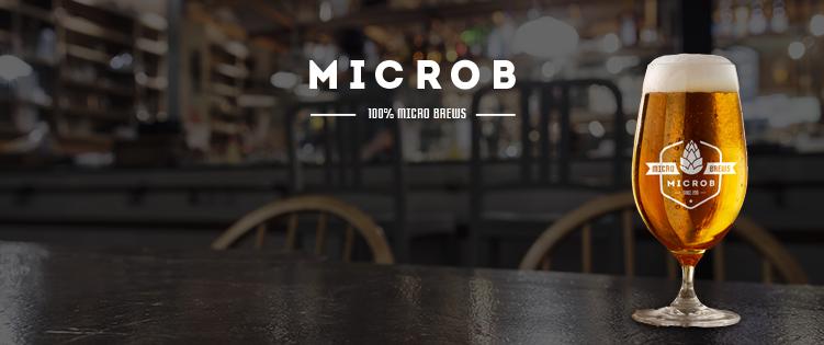 microb 100% micro beers